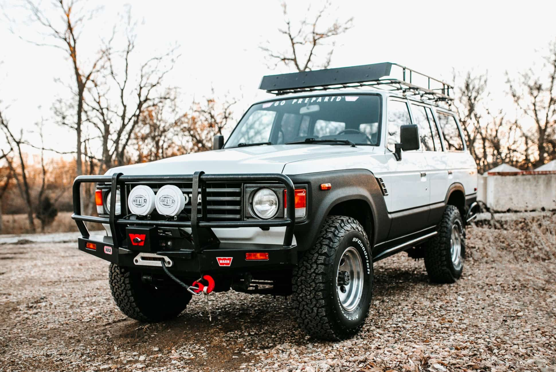 A Restored Vintage OffRoader That's Actually Affordable
