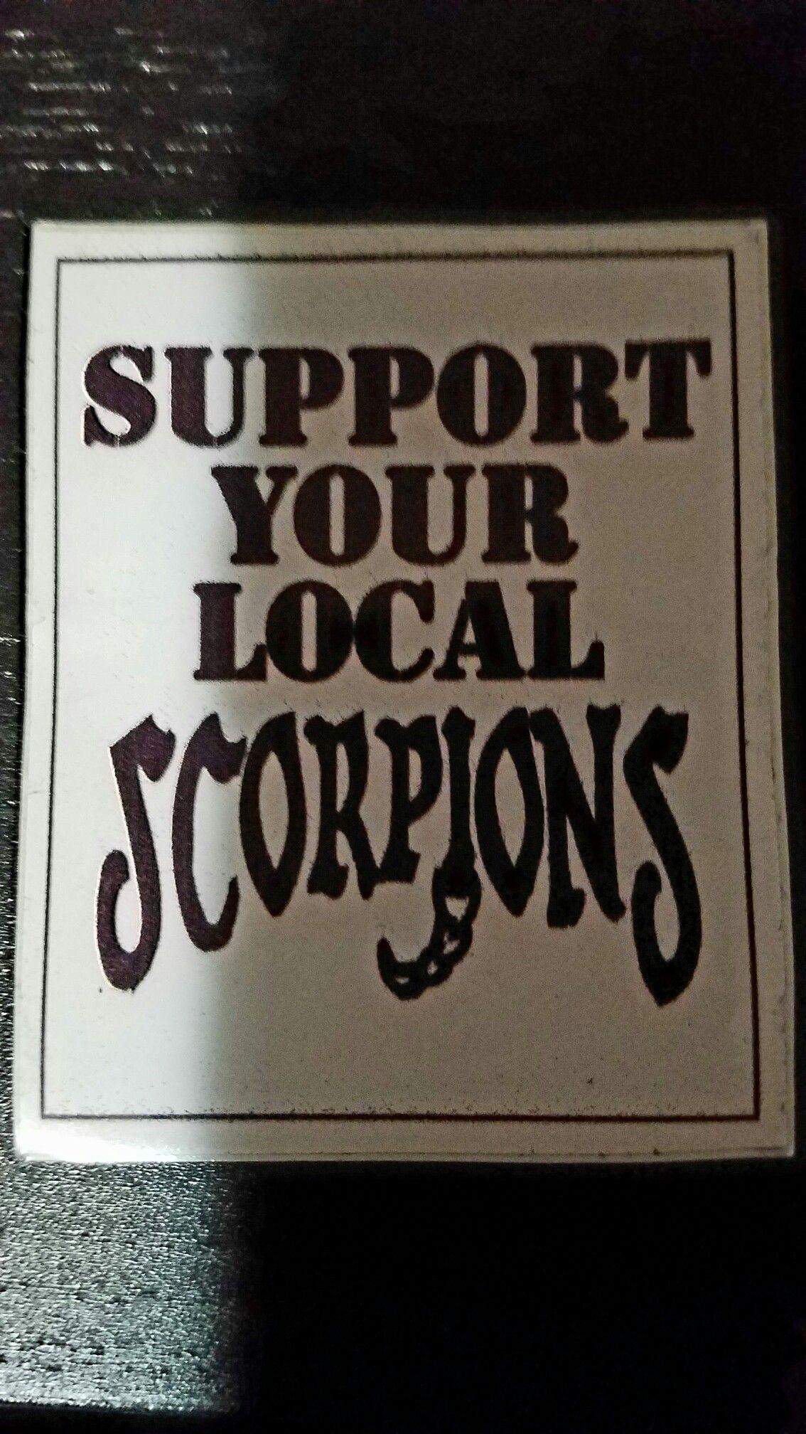 Scorpions M/C