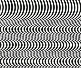 Bridget Riley versus Saturn | Blurred lines, Eyes and Fine art