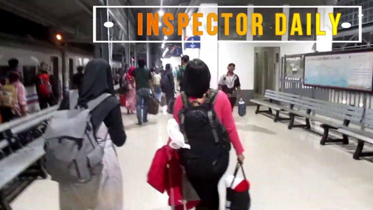 Vlog 1st Asyiknya Travel, KA Malam ke Semarang