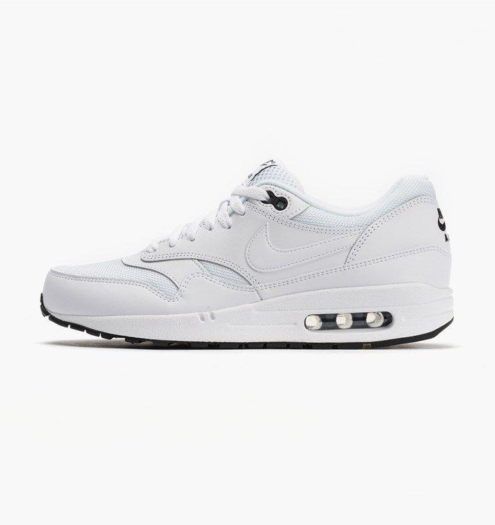 ba21b052dde8 caliroots.com Air Max 1 Essential Nike 537383-125 Triple White Essential!  155884