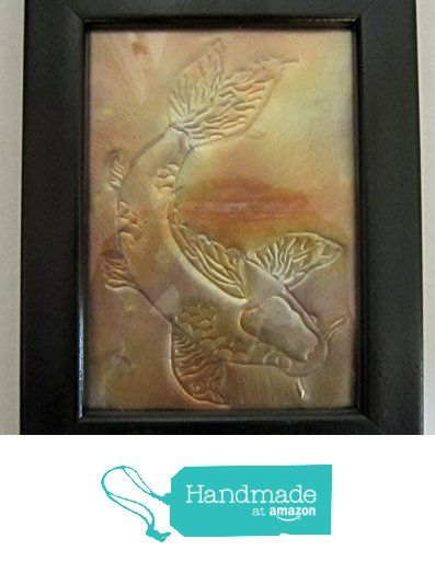 Copper Koi from Copper Obsessions http://www.amazon.com/dp/B017KT3ERE/ref=hnd_sw_r_pi_dp_lUcpwb1EMMGEZ #handmadeatamazon