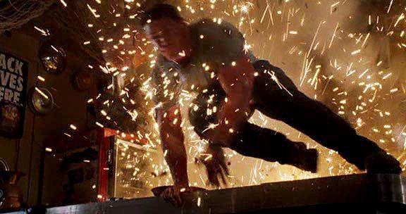 """Presa mortale"" (The Marine, 2006) #TheMarine #WWE #JohnCena #FoxVideo"