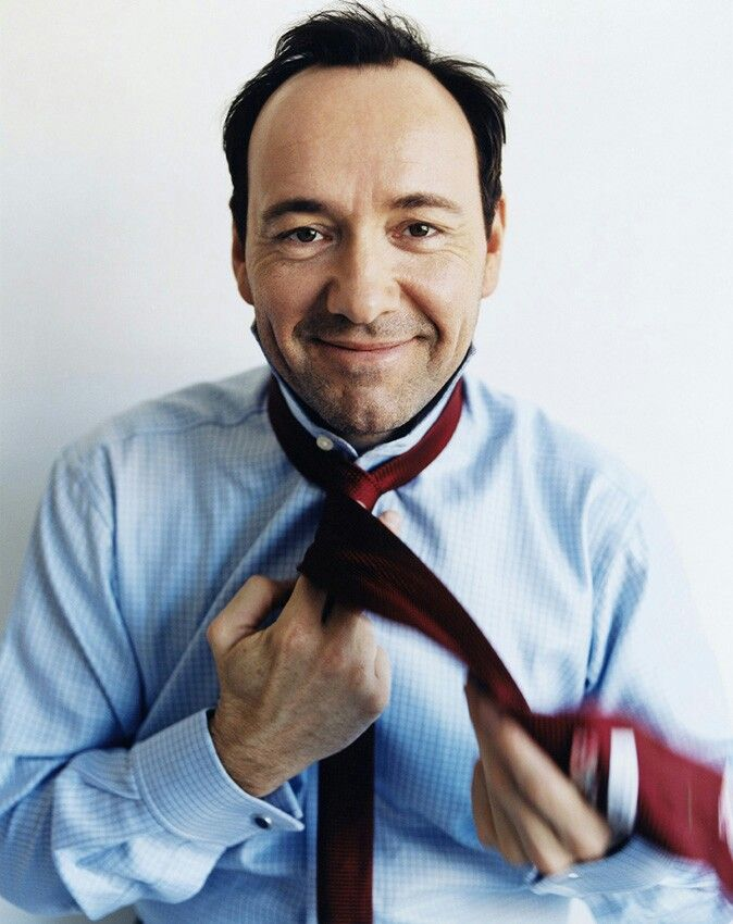 Kevin Spacey...