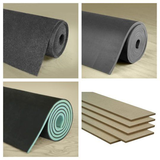 Apartment Living: Soundproofing Solutions for the Floor | The ...