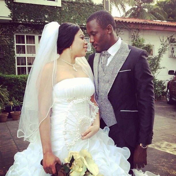 Monalisa Chinda New Husband