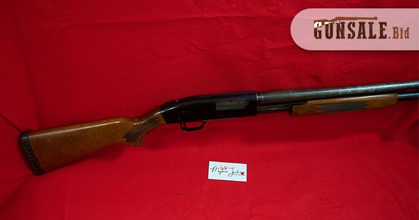 LOT 66 MAKE Mossberg MODEL 500A SERIAL NUMBER J574312