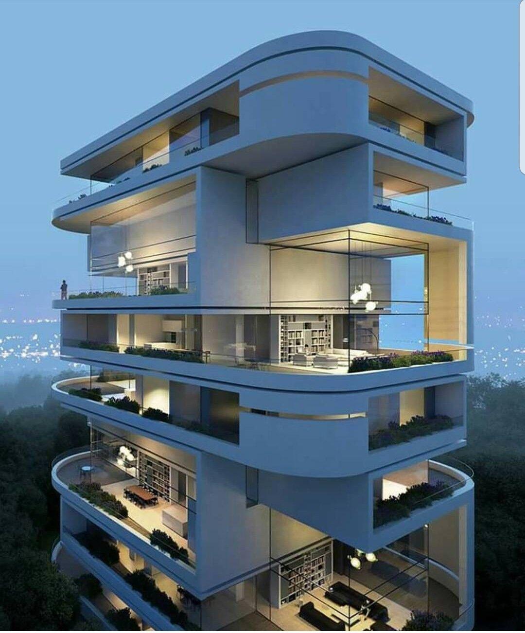 Pin de Sandeep Borchate BB en Apartment | Pinterest | Fachadas de ...