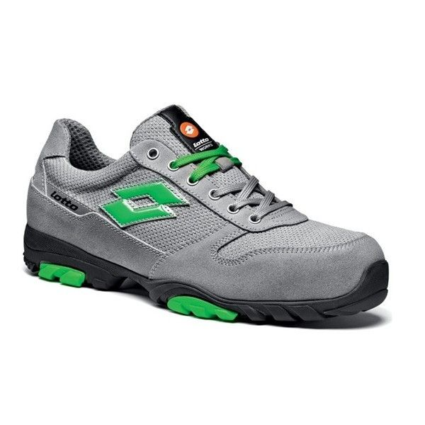 Scarpe Lotto Works Flex 500 Verde