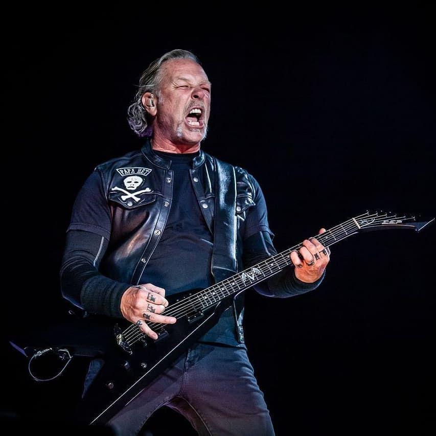 🔥 #papaHet #metallica #2019   fly in 2019   Metallica