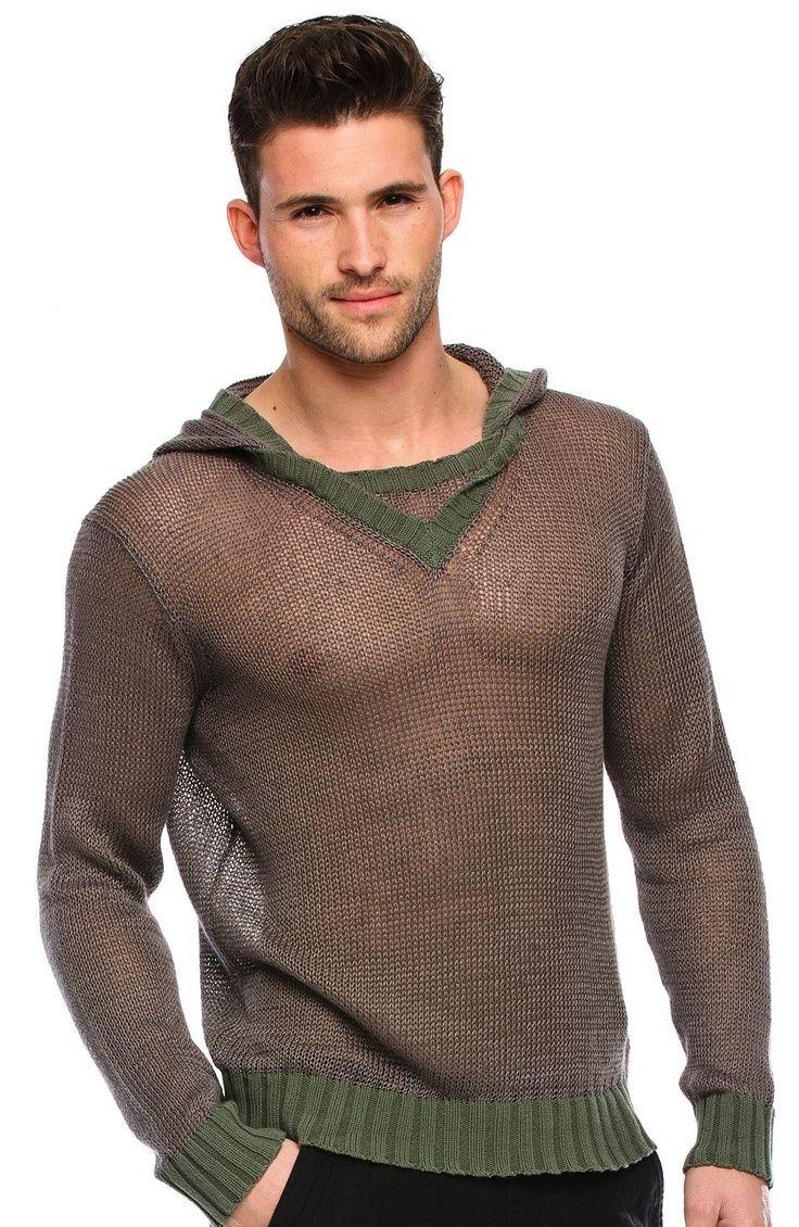 Sexy Pullover für Männer