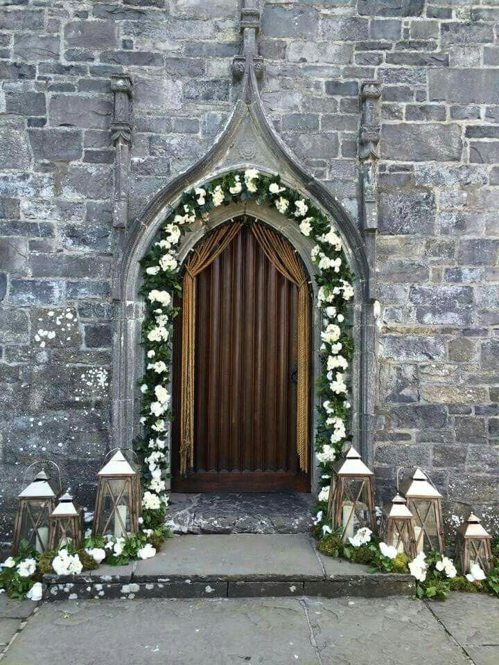 The Luck of The Irish (2012 Revamp) | Door swag, Decor ...  |Ireland Door Decorations