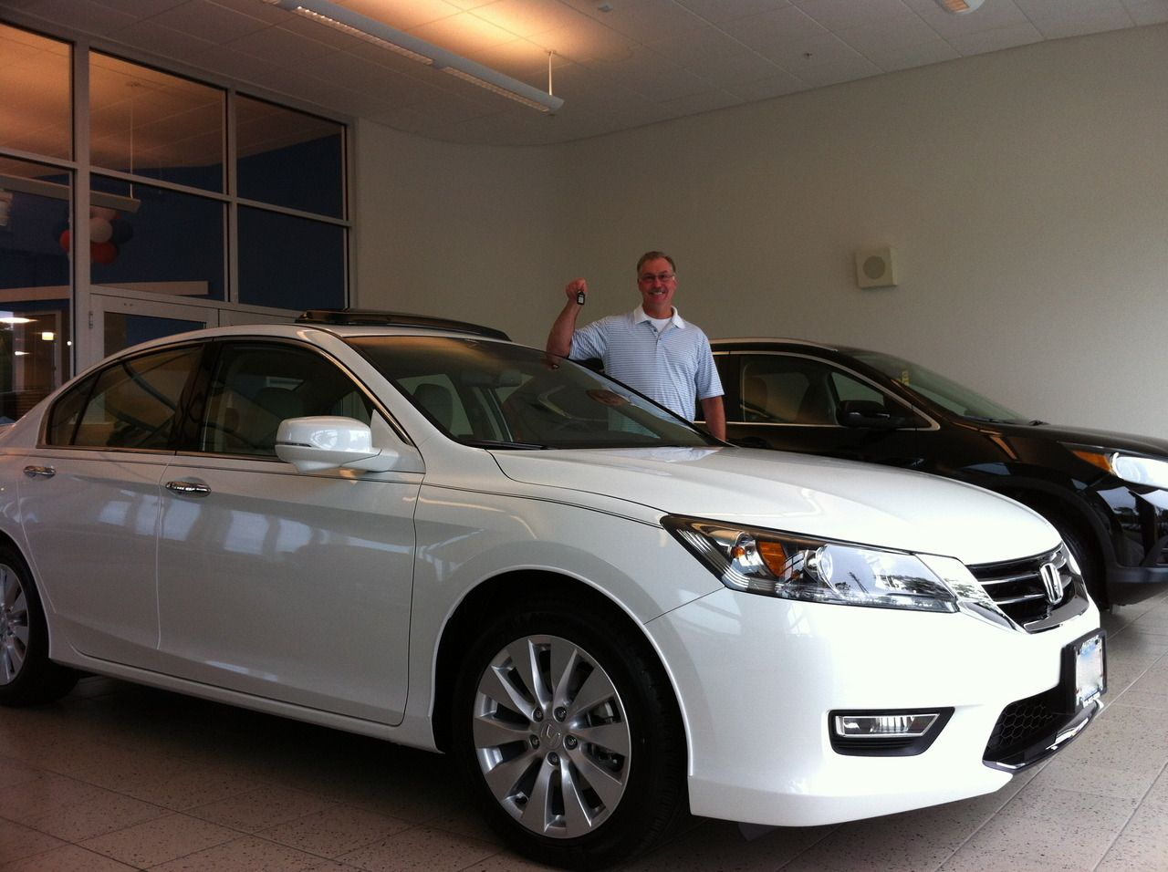 2013 Honda Accord And Proud New Owner Jeff F.!