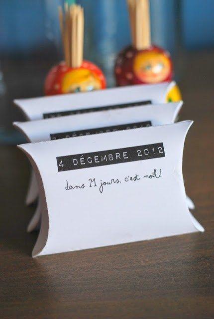 39 DIY Adventskalender Ideen # DIY Kalender # 3 …