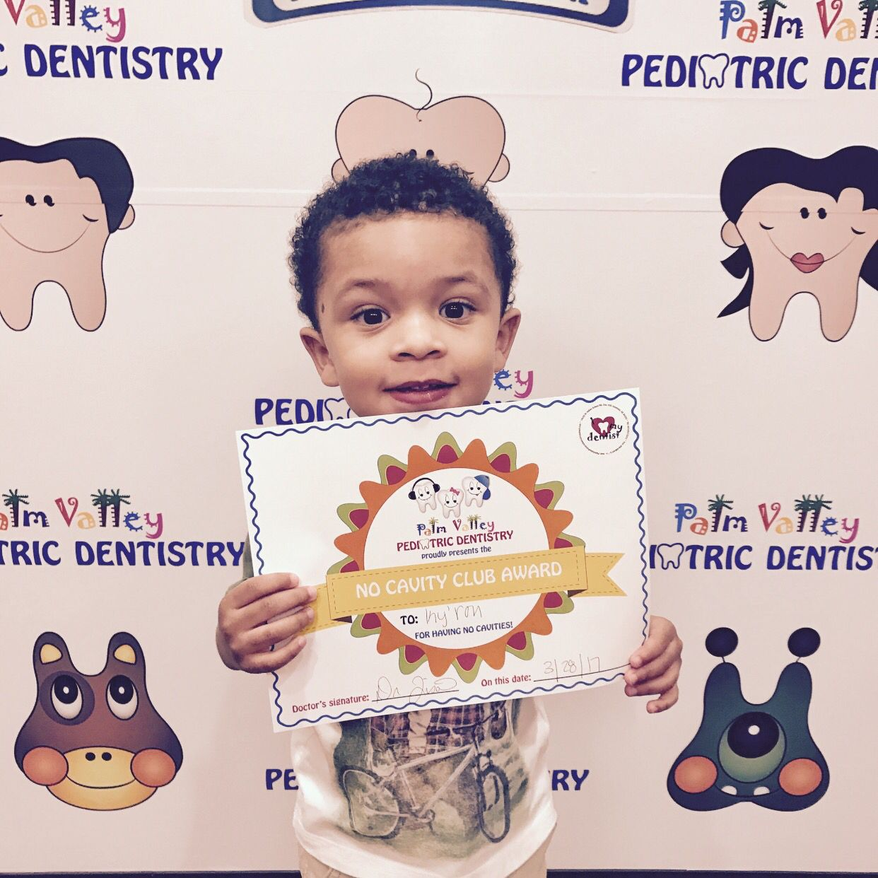 Nothing makes us happier than celebrating the success and hard work of our patients. We happily award the winner(s) with an official NO CAVITY CLUB certificate! Congratulations!   Palm Valley Pediatric Dentistry    www.pvpd.com #pvpd #kid #child #children #sweet #pretty #little #fun #family #baby #happy #smile #dentist #pediatricdentist #goodyear #avondale #surprise #phoenix #litchfieldpark #verrado #dentalcare #oralhealth #kidsdentist #childrendentist #love #cute #pch #westvalley
