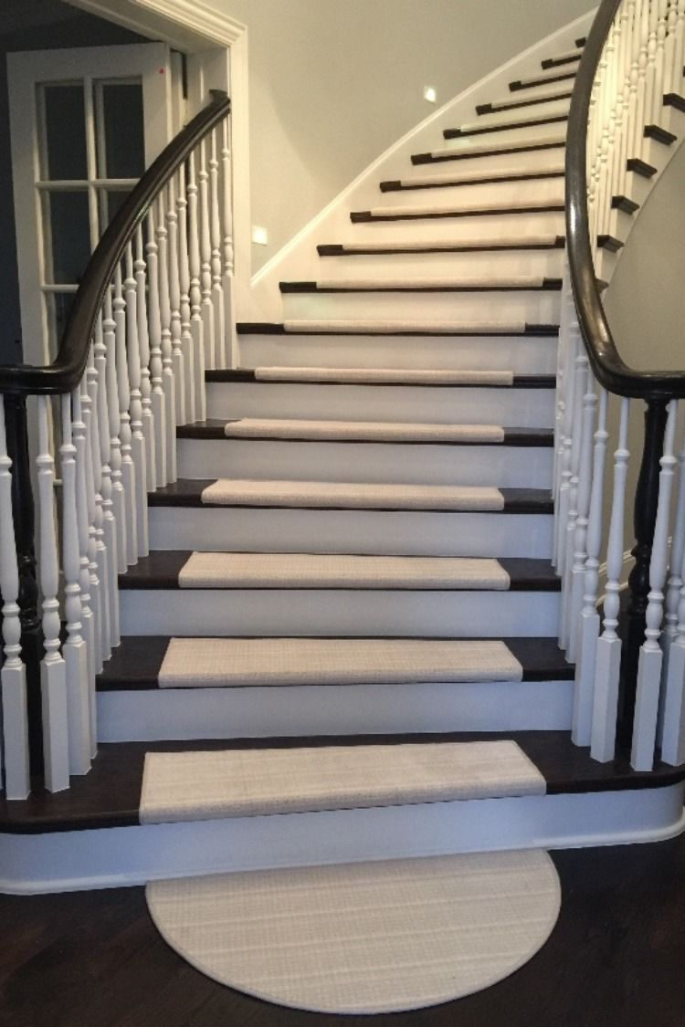 Best The Easy To Install Diy Carpet Stair Upgrade With Images 400 x 300
