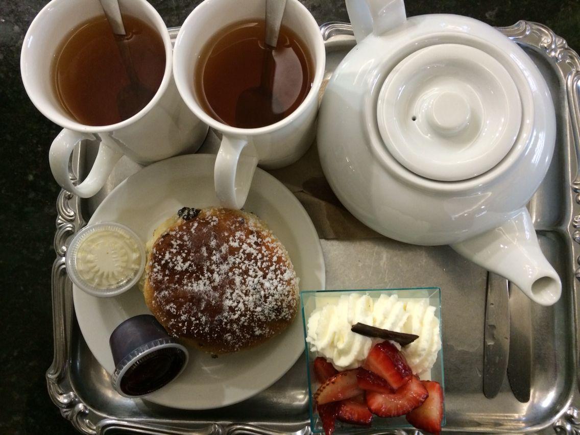 Murchies Tearoom, Victoria