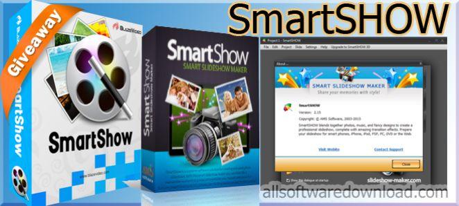 smartshow 3d avec crack utorrent