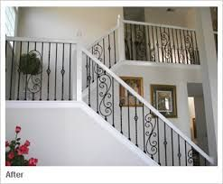 17 best images about classic stairs balusters and newels.htm white banister with iron spindles google search  with images  white banister with iron spindles