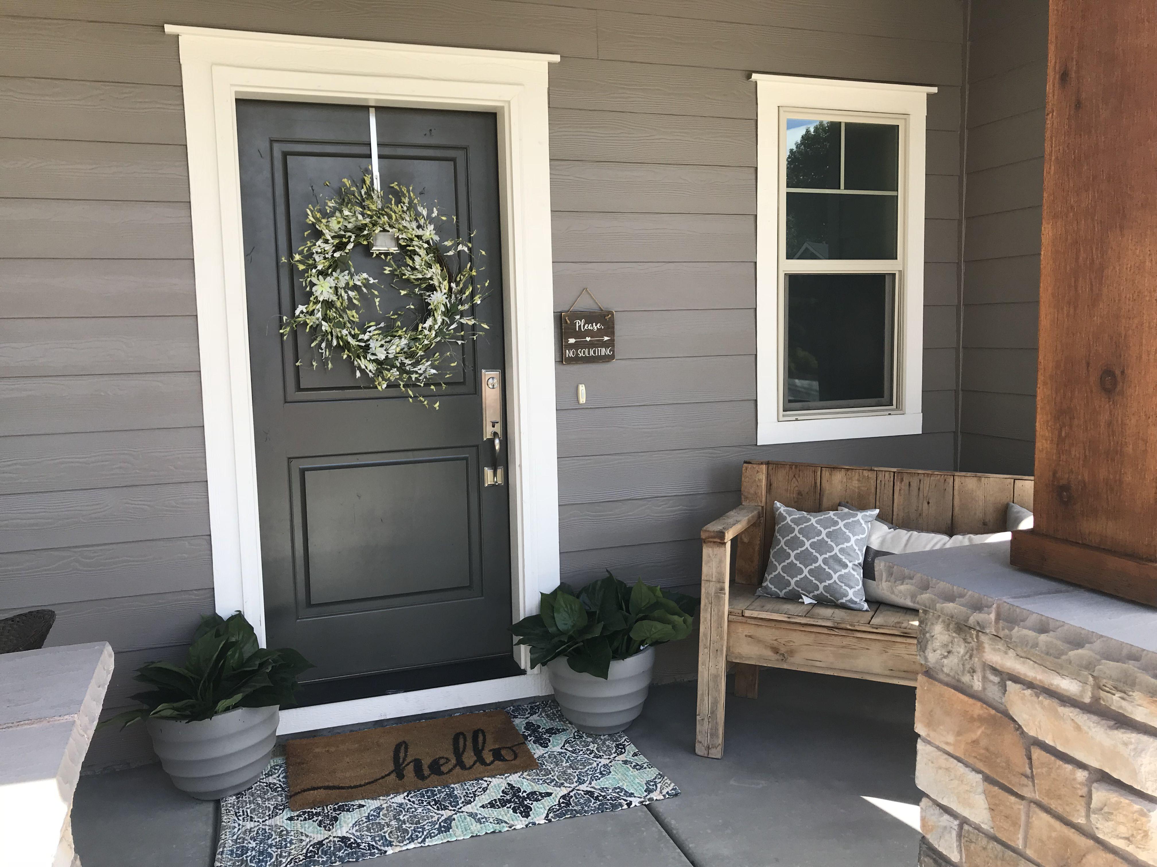Cute Front Door Entrance Front Entrance Decor Entrance Decor