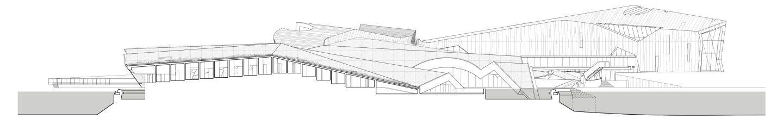 China - Shanghai Morphosis Architects / Thom Mayne Giant Interactive Group Corporate Headquarters. Shanghai, China. Iwan Baan