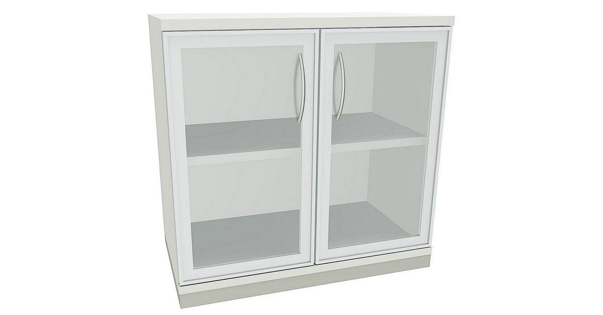 Fmbueromoebel Aktenschrank 2 Oh Klare Acrylglasturen Sidney Online Kaufen Aktenschrank Schrank Und Aluminium