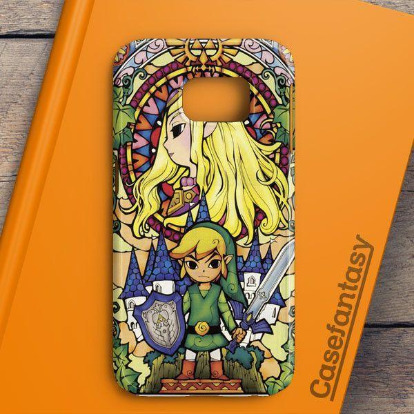 Legend Of Zelda Quote Samsung Galaxy S7 Edge Case | casefantasy