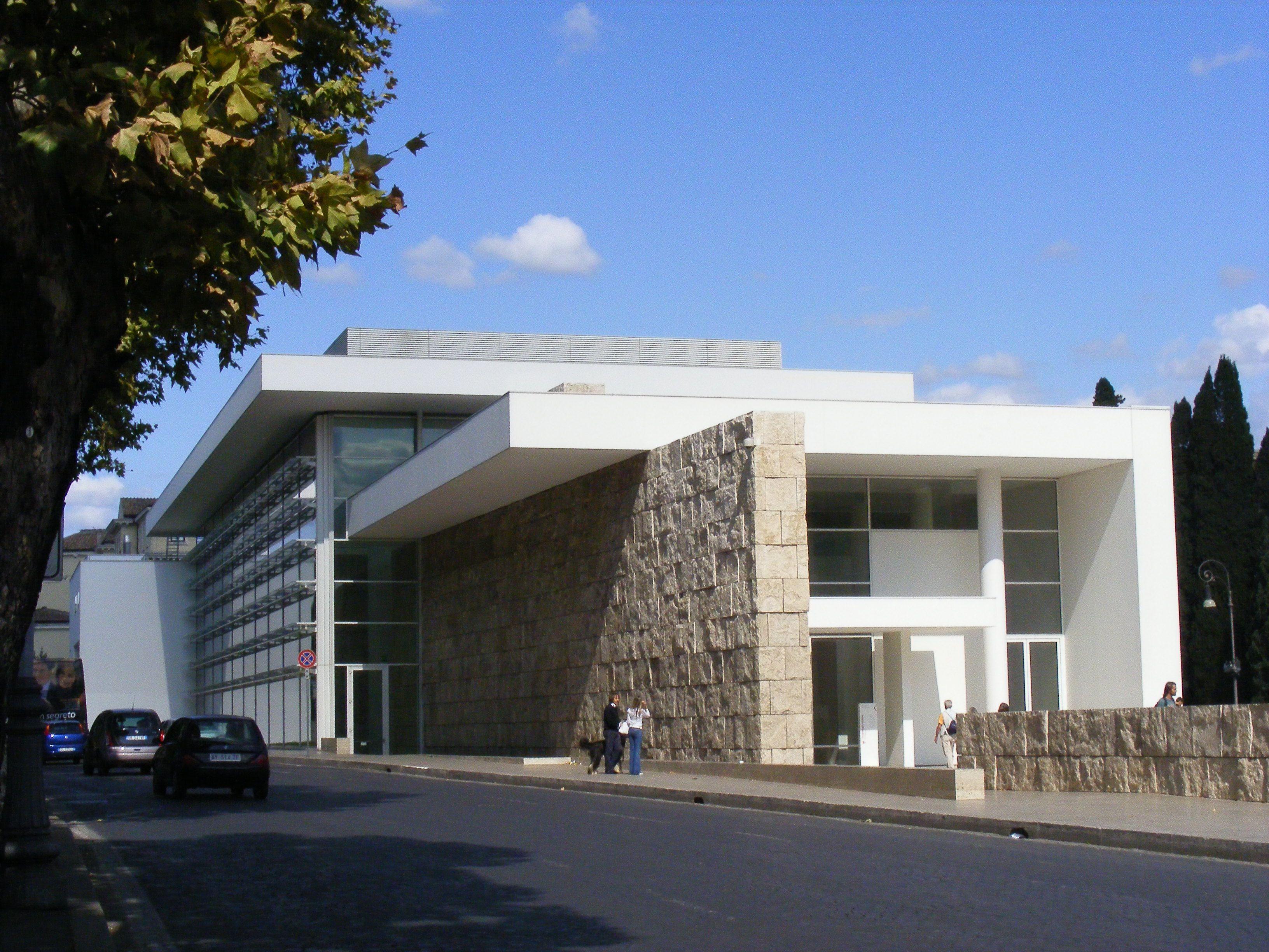 Ara Pacis Museum Rome Richard Meier Architecture Modern Architecture Richard Meier