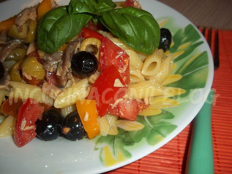 Pasta con i peperoni primo piatto veloce cooking recipes for Primo piatto veloce