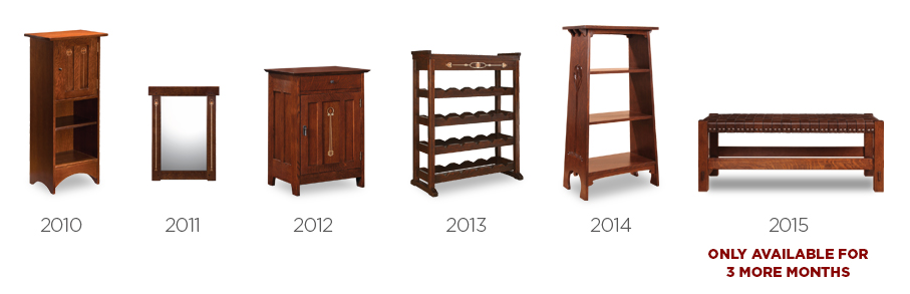 Stickley S Highly Anticipated 2016 Collector Edition Piece