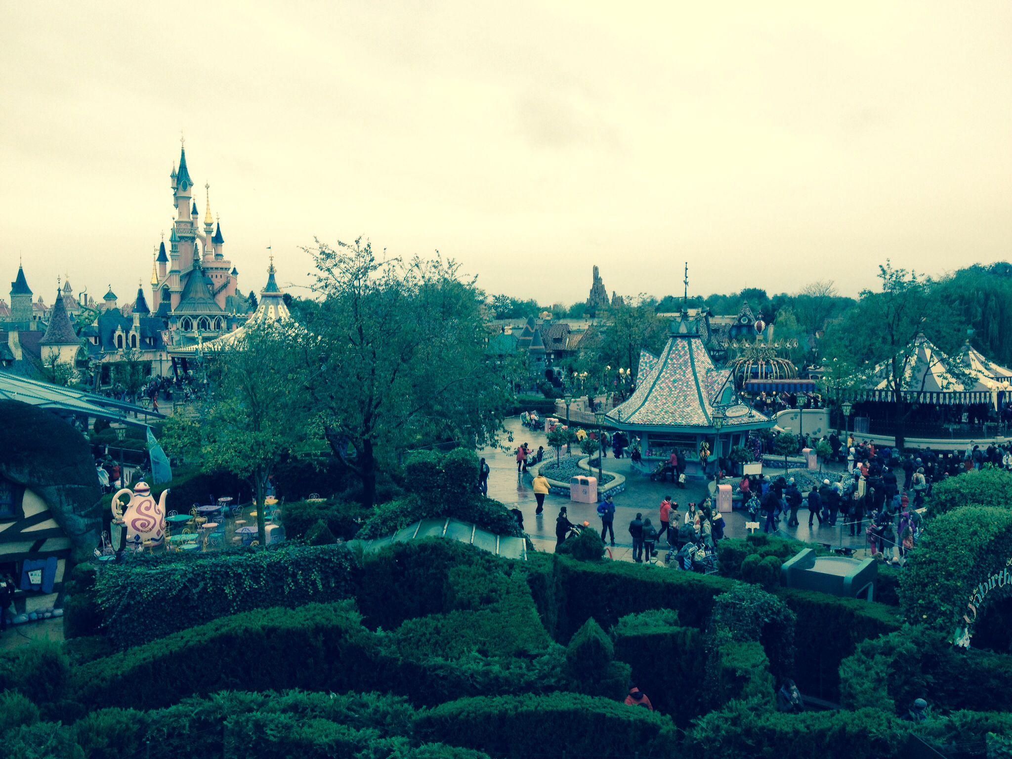 Disneyland, Paris Viaggi