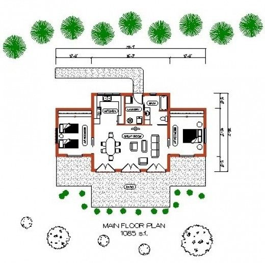 House plans under 100k build house plans for Build a home for under 100k
