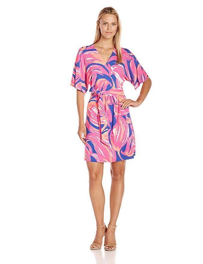 8ff67231b176 Lilly Pulitzer Women s Amoritta Wrap Dress