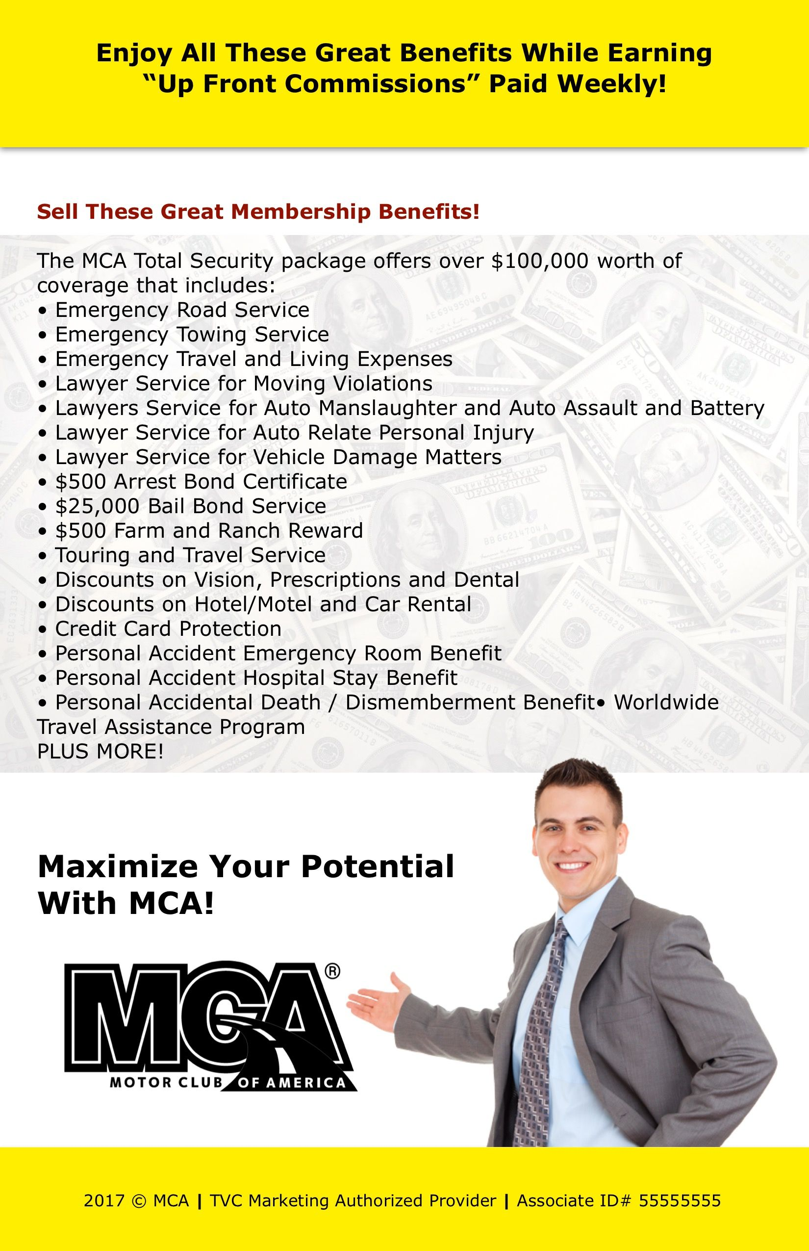 Lawyer Services Image By MCA One Source On Flyers