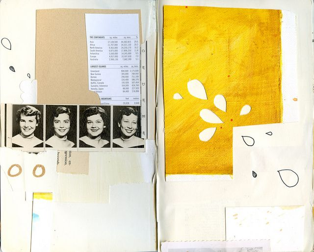 sketchbook project by Katie Licht