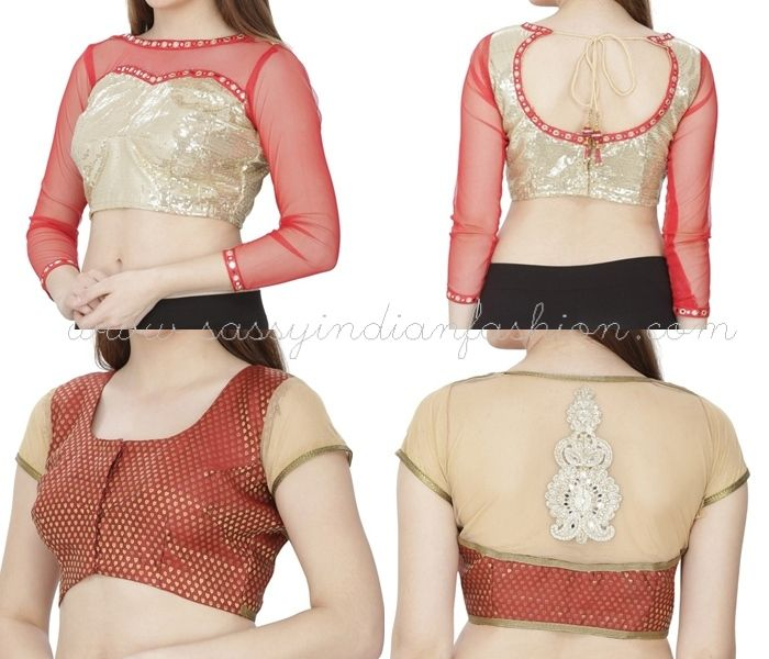 70 Ultimate Latest Net Blouse Designs For Sarees Keep Me Stylish Saree Blouse Designs Saree Blouse Designs Latest Netted Blouse Designs