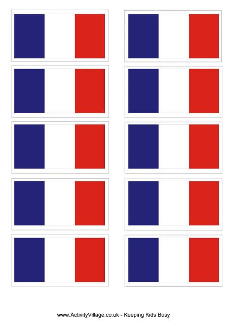 France Flag Printable Party Ideas Pinterest France Flag