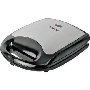 buy cookworks sw 59m 4 slice sandwich toaster stainless. Black Bedroom Furniture Sets. Home Design Ideas