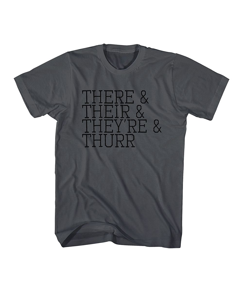 Charcoal thurr tee toddler boys long sleeve tshirt