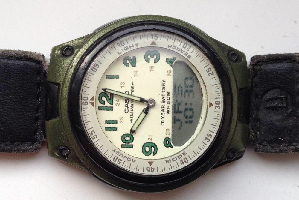 Casio Illuminator Telememo 30 Watch Manual Professional User