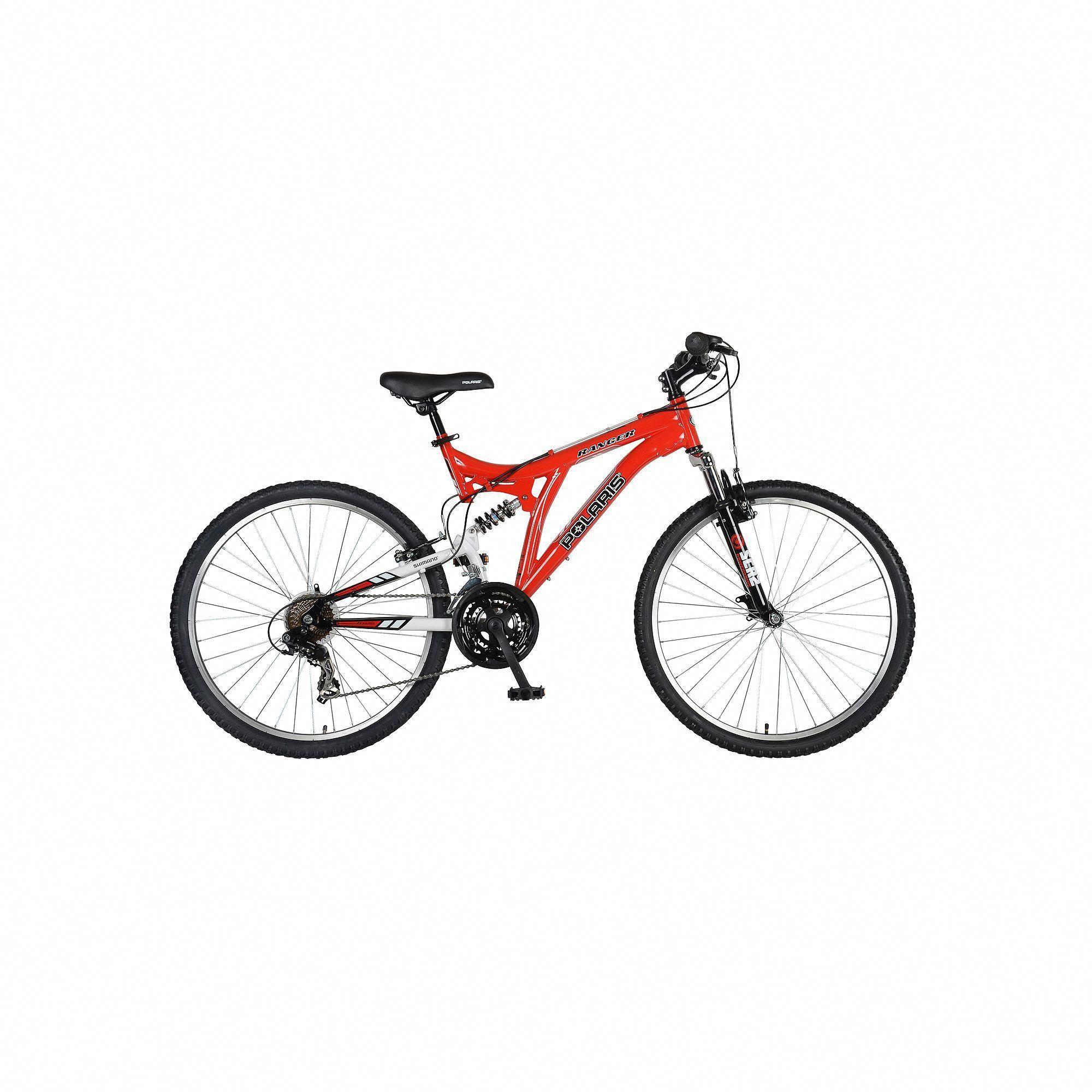 Types Of Bikes With Images Mens Mountain Bike Polaris Ranger