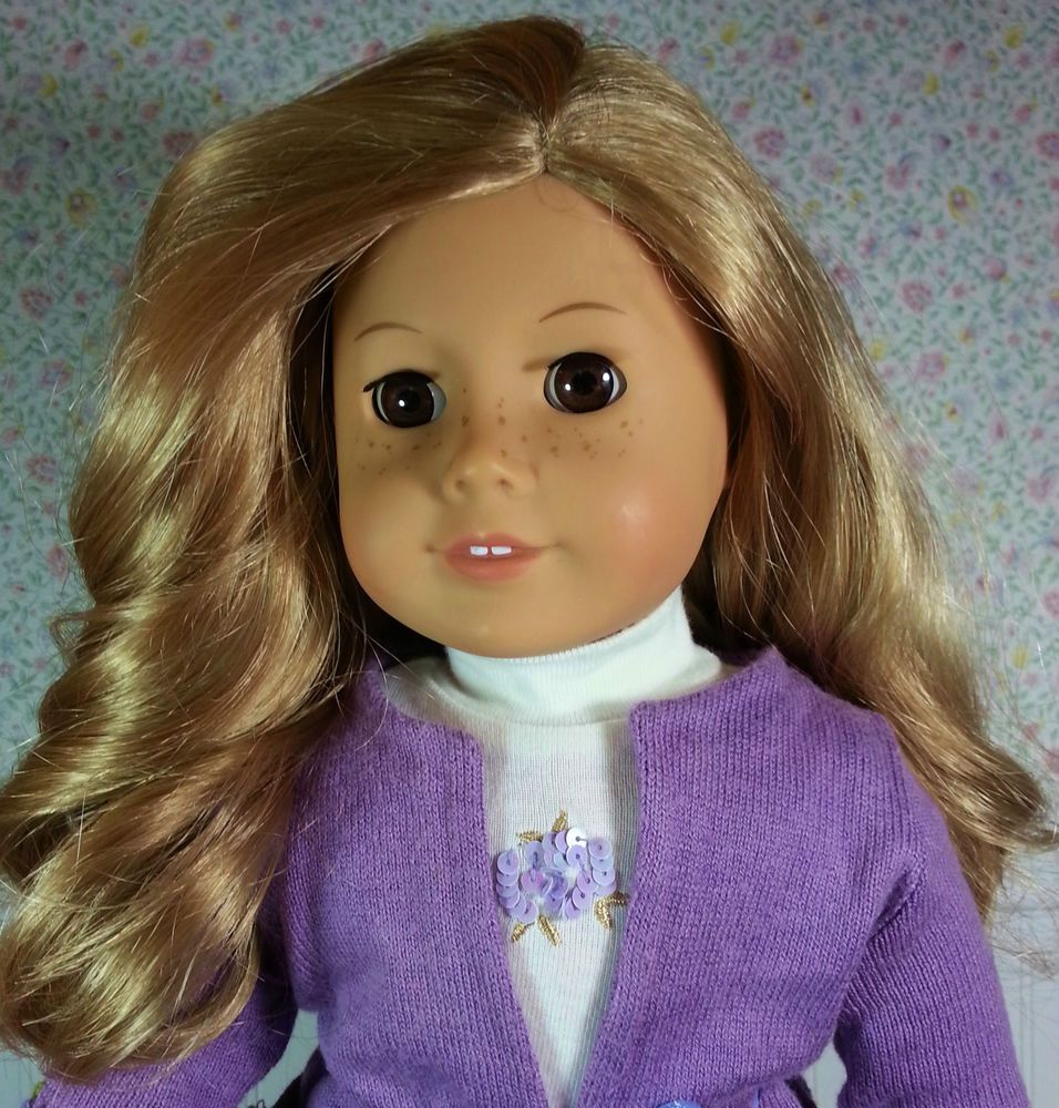 American Girl Pleasant Company Doll My American Girl Doll