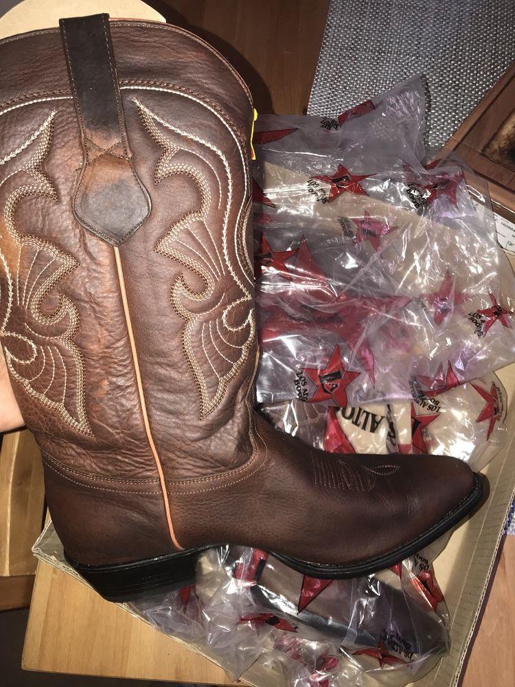 4624106e304 Los Altos Boots mens cowboy boots size 13 d #fashion #clothing ...