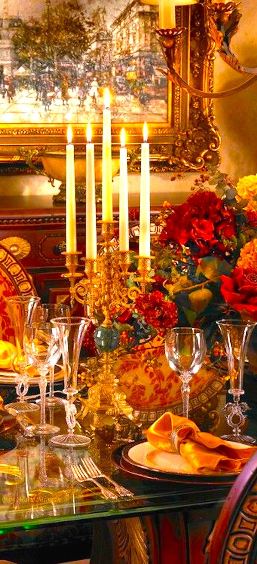 Most Trending Fall Home Decorating Ideas In 2017 That You Must See Thanksgiving Tablescapes Autumn Table Autumn Home