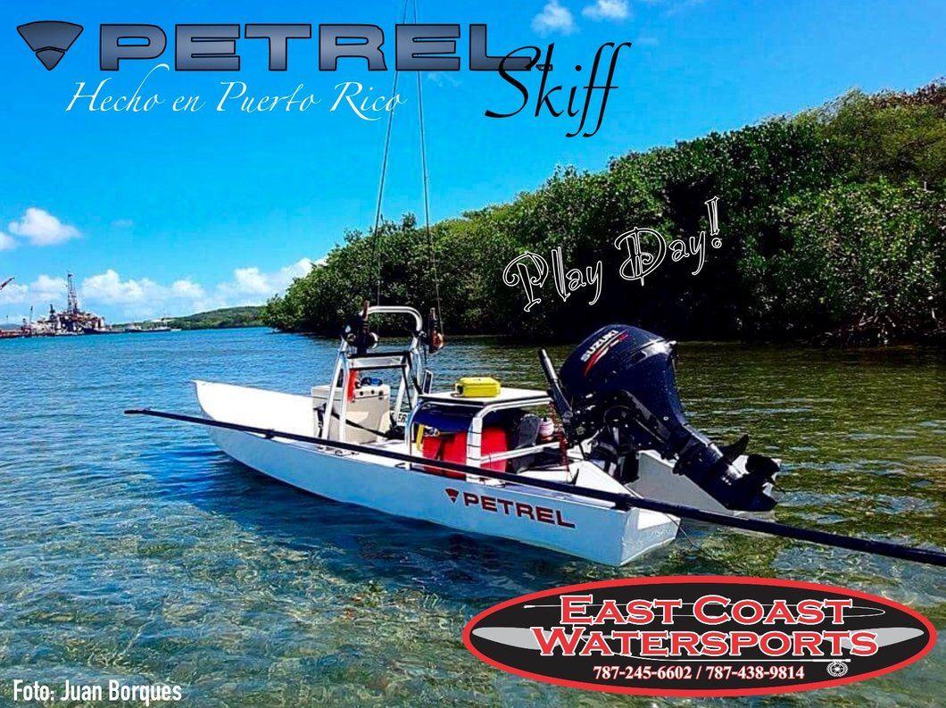 PETREL Skiff | Fishing skiff | Boat, Wooden boat plans, Boat