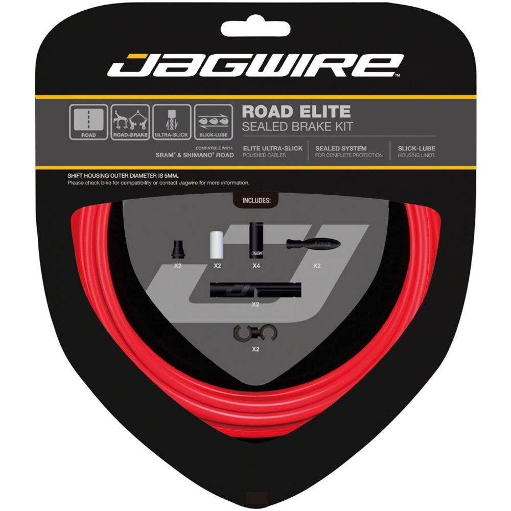 Jagwire Grub Seals for Elite Sealed Liners Bag of 10