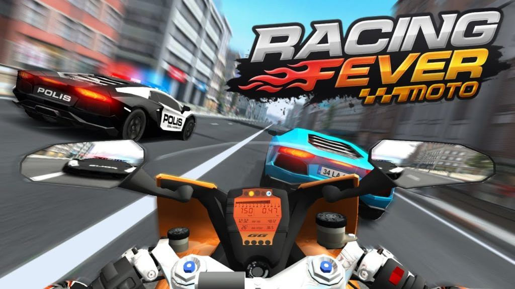Racing Fever Moto 1 80 0 Apk Mod Data Android Free Download
