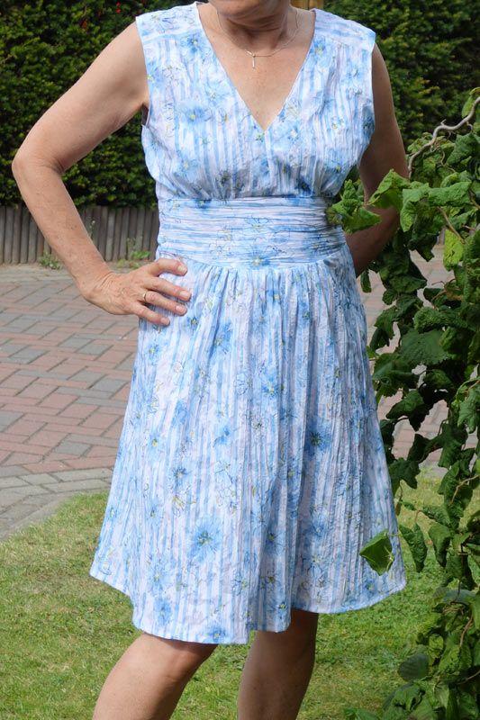 Mein Sommerkleid - Handmade Kultur