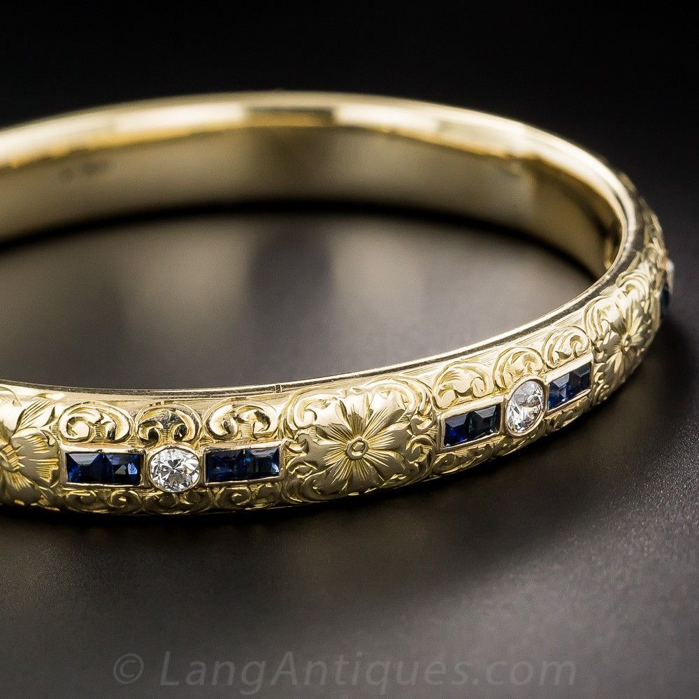 sapphire bracelets bangle online bangles diamond in gold ca bracelet white gemstone and ann louise