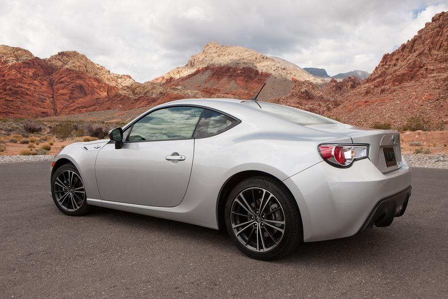 Scion Fr S Is A Legit Sports Car The Scion Fr S Is Toyotas
